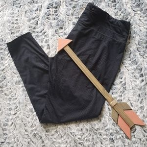 32 Degrees Pants - 32 degree snake print leggings J